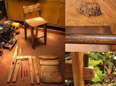 T O R T U G A - T A L L E R #furniture #taller #tortuga