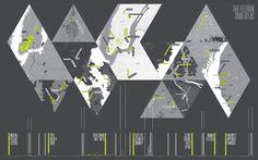 Nicholas Felton | Feltron.com #infographic #map