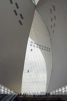 Maritime Museum, Lingang New City, China (Photo: Jan Siefke)
