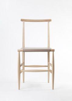 Sedia Pelleossa by Francesco Faccin #leibal #chair #furniture
