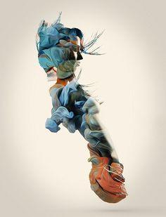 Armedskeeter #smoke #inspiration #digital art