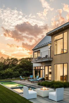 Cape Elizabeth Home by Kevin Browne Architecture 2