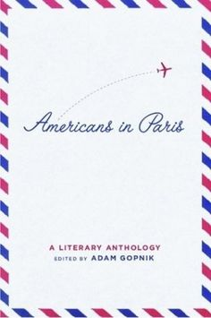 The Book Cover Archive: Americans in Paris, design by Number 17
