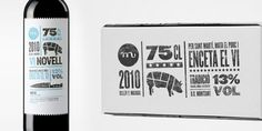 FFFFOUND! #packaging #wine #branding