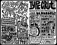 UPPERCASE - journal - TypeCon2011 Recap #5