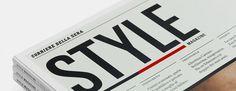 style_magazine.jpg 963×375 pixels #magazine #typography