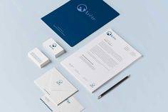 Arete HPA branding by Brian Simons