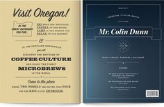 Personal Magazine – Portfolio & Blog of Designer Colin Dunn