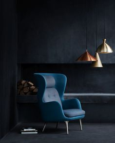 Ro Chair — Jaime Hayon #interior #apartments #design #decor #living #space #home #interiors #furniture #room