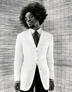 Fashion photography(André 3000, viamisterand)