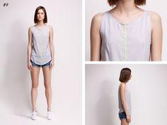 asu aksu / collections / ss2012 borderline no 9 #asu #collection #aksu #borderline #summer #grey #fashion #neon
