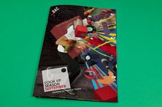 Red Design #design #red #brochure