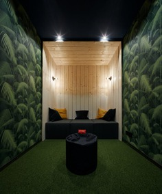 Office Interior Design by Studio Perspektiv for IT Company WebSupport