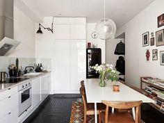 Apartments in Gothenburg #interior