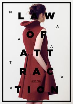 Fluid Identity: Evan Dorlot July 19, 2013 A very thoughtful and interesting identiy by French designer Evan Dorlot, for young fashion desig #attraction #woman #girl #type #design #feminine #photography #coat #fashion #graphics #law #female