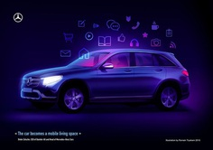 Mercedes - Benz on Behance