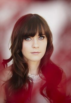 Zooey Deschanel | Amanda Friedman Photography #celebrity
