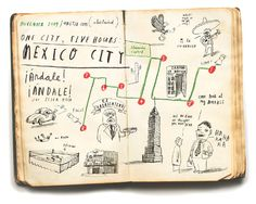 Oliver Jeffers Projects Cartography #map #illustration #paint #sketching #draw #sketch book