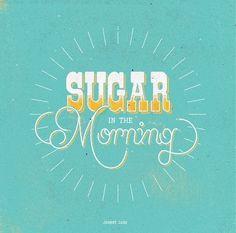 FFFFOUND! | Sugar Type on the Behance Network #type