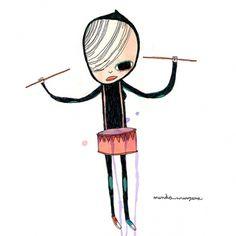 mundomanzana #apfel #prinz #girl