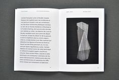 Festival art et architecture by Samuel Larocque #graphic design #print #editorial