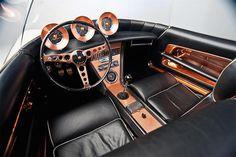 1965 Mercer-Cobra Roadster-8 #car