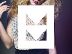 Dribbble - Megan McDaniel Symbol Mark by R. Angermuller