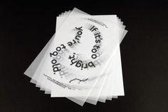 p h a e d r a l o n g h u r s t #paper #typography