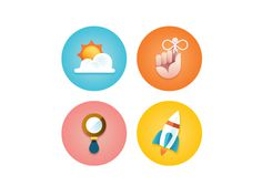 Rejected Icon Set #icons