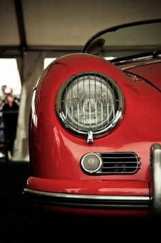 F&O Forgotten Nobility #red #car #headlights