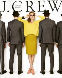 J. Crew August 2011 Catalog front cover | Flickr - Photo Sharing! #j #magazine #crew