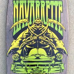 Creature Darren Navarrette #deckoftheday @navs5000 @creaturelee HMCSK8. TUMBLR.COM