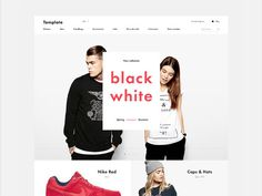 Shop : Free Responsive Ecommerce PSD Template