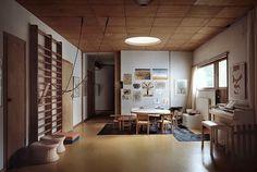 Villa Mairea 1938-1939 / Alvar Aalto #interiors #spaces