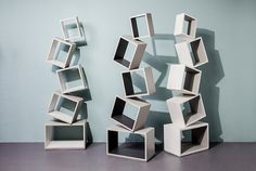 Malagana Bookcases #tech #flow #gadget #gift #ideas #cool
