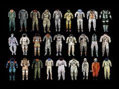Spacesuits, spacesuit, astronaut, space, cool ass shit