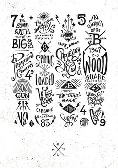 Graphic #drawn #lettering #hand