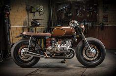 Ural 650, by Dozer Garage #motorbikes