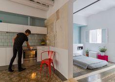Barcelona apartment refurb by Nook | architecture | Dezeen