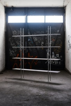 Al Bookshelf by Raphael Kadid