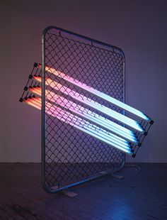 James Clar | PICDIT #sculpture #art #artist #light #neon
