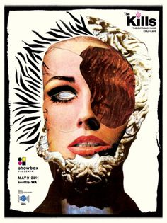Posters : YOUNG MONSTER #screen #print #collage #poster