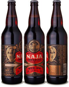Beer, Naja, Emrich.co, Emrich, beer bottle, IPA #beer