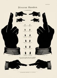 Hands (adapted) | Flickr Photo Sharing! #hands #middle finger
