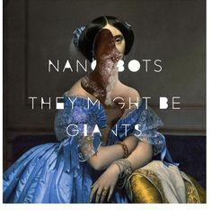 NANO #cover #glitch #grunge