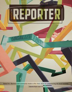 The Reporter on Behance