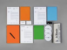 Lundgren+Lindqvist – Recent Projects Special   September Industry / Bench.li #corporate #identity #clear