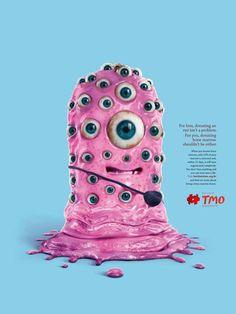 TMO - Bone Marrow Transplant Institute: Eye #alien #poster