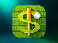 Sports betting app icon