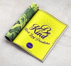 KIND LEAF PENDLETON   Graphic Design